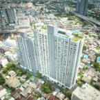 Featured Image High Floor 1 BR City View Near BTS