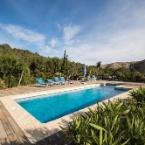 "null Wooden Chalet ""andalucia"" in Finestrat, With Amazing Mountain View, Po"