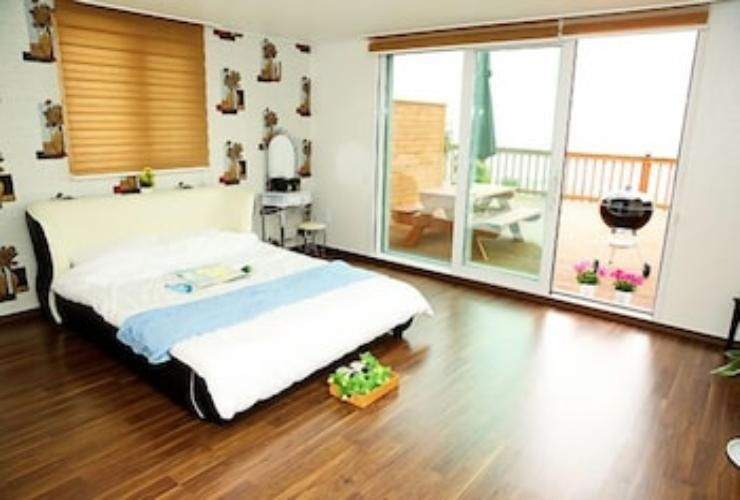 Guestroom Ganghwa Hill Mare Pension
