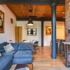 Featured Image Beautiful 2BR Converted Industrial Mill