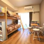 null 2000 Comic Apartment in Tokyo