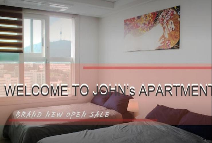 Other Open Sale John's Apartment 1 Brand New Myeongdong