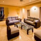 null 3 Bedrooms Apartment. Landscape with view Luxurious interior and view from the hill