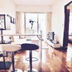 null IC Wanchai 2BR High Flr with Rooftop and Sky Bar and Pool and Gym