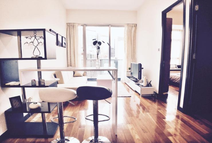 Other IC Wanchai 2BR High Flr with Rooftop and Sky Bar and Pool and Gym