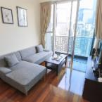 null IC Lux Rooftop Pool gym 2BR 3min to Wanchai MTR