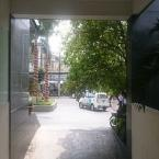 Hotel Entrance Skygon Hostel
