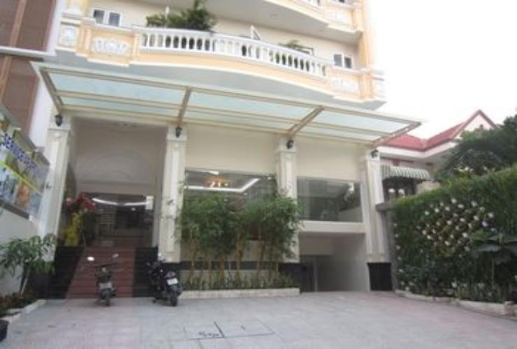 Hotel Front Kelly Apartment Thao Dien