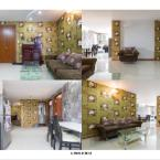 null High Floor w nice View 3-Bedroom serviced Apart