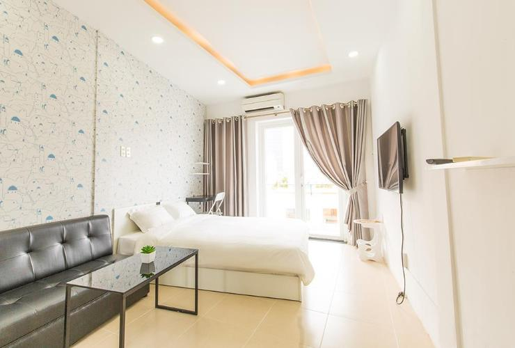Other QHome Vo Van Tan High Floor with Balcony and City