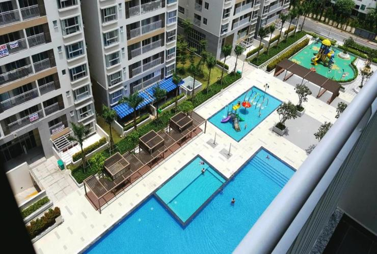 Swimming pool [outdoor] Diamond Suite Hotel & Apartment South