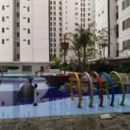 null 2 BR Apartment Bassura Near To Shopping Centre