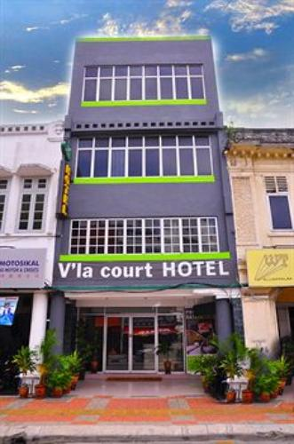 Featured Image V'la Court Hotel