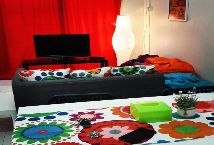 family hall Fizratul Guesthouse Ipoh