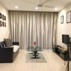 Living Room Pacific Place Entire Apartment @Petaling Jaya