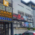 null Kampar Boutique Hotel (Old Town - Cinema)