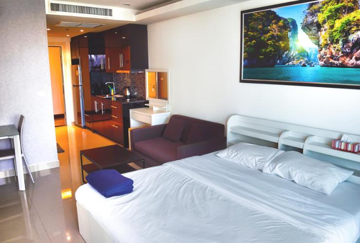 Other The Cozy Beach View Condo Pattaya by Homelicious Hospitality