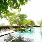 null Sukhumvit New Room BTS Bangna Pool view