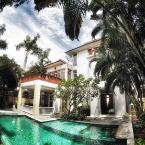 Interior Pool villa&Jacuzii in Pattaya with cozy 4 bedrooms