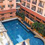 Swimming Pool Nonsi Residence Sathorn Bangkok