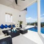null Villa Hin Fa 8 Bed Seaviews in Extensive Modern Grandeur