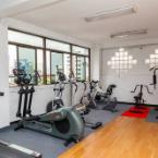 Fitness center Ratchaprarop Apartment
