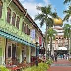 Featured Image Green Kiwi Backpacker Hostel - Bugis