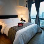 Masters Bedroom Home Edge Serviced Apartments Makati