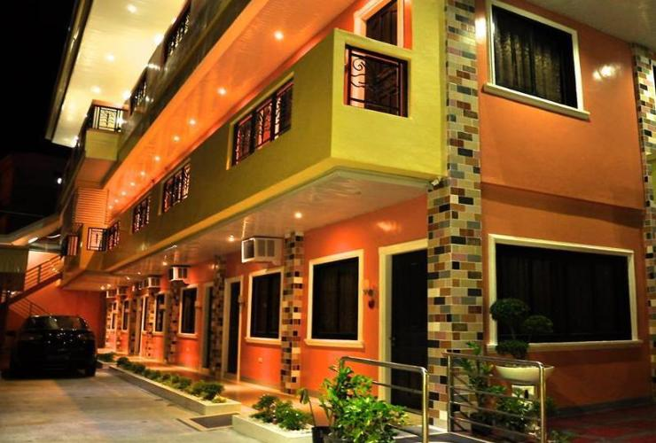 front view of building Zamboanga Town Home Bed and Breakfast