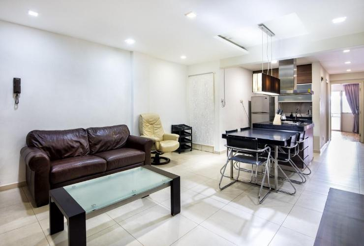 Other Bright and Cosy 1 Bedroom Apartment 4pax