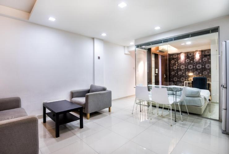 Other Modern two-bedroom apartment for groups