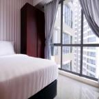 null 2 BR The Mansion Kemayoran - Emerald By Travelio