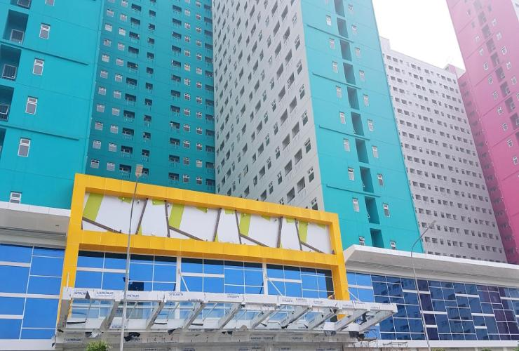 Other Green Pramuka City Apartment Room 005 - 2BR