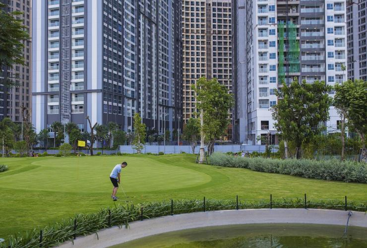 Other Hoasun Home Vinhomes Central Park 1br 1