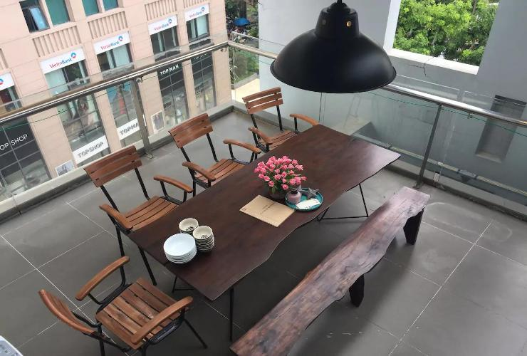 Other LaHanoi Mai Hac De 6th FL Apartment with Terrace