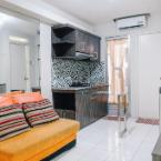 1 Bed Apartment Kalibata City Residence Studio Room 2 by Hoostia