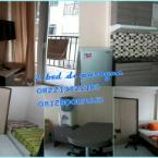 2 Bedroom Apartment Paragon Village Apartment 2 BR by Yenia 12