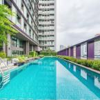 null 2BR Apartment near BTS Thonglor by favstay 4-1