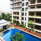 null 1BR Apartment near Walking Street by favstay 1-1