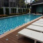 Swiming Pool Aspire Ladprao 113 room 5