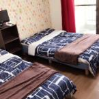 null KR NW4 2Bed Apartment in Namba
