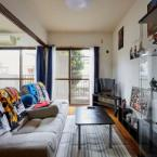 null NOMAD 2bedroom apartment Anime style near East Tokyo 105