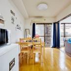 Interior NOMAD 2bedroom apartment Anime style near East Tokyo 105