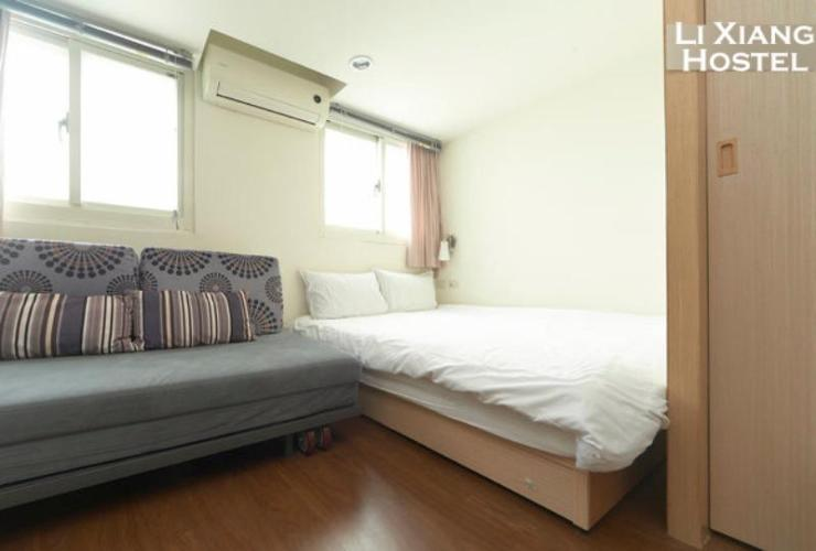 Other Deluxe Double Room - Taipower Building MRT exit. 3