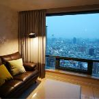 null (C) Taichung City Center High Floor with View