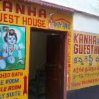 Front  Kanha Paying Guest House