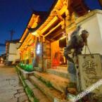 外观 Sanse Yunhe Chain Hostel (Lijiang Ancient Town)
