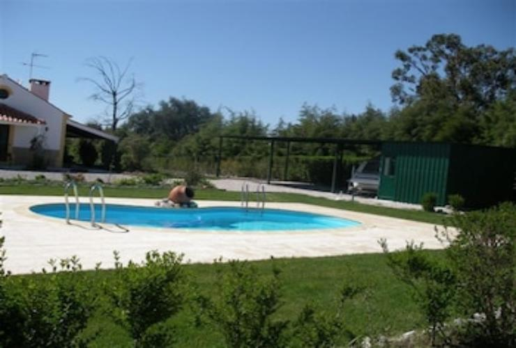 Featured Image Villa With 2 Bedrooms in Palmela, With Private Pool, Furnished Garden