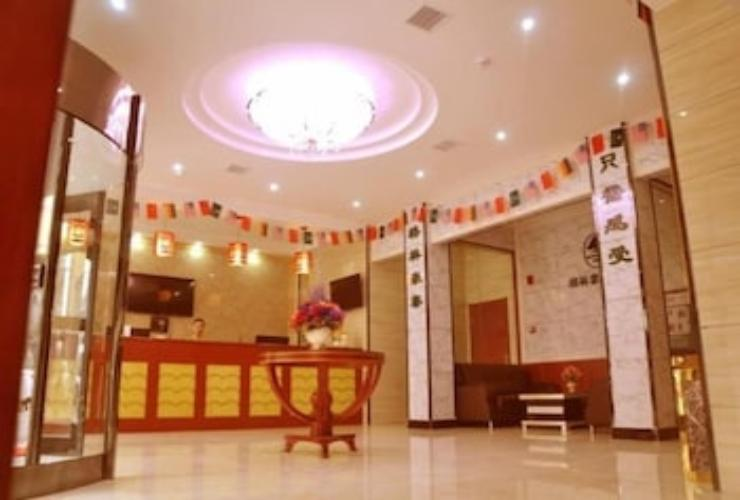 Featured Image Greentree Inn Guangxi Road Express Hotel