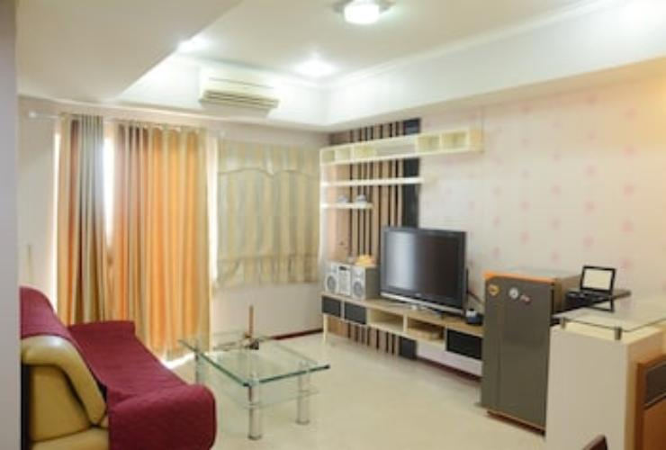 Featured Image Beautiful City View 2BR Royal Mediterania Garden Residence near Centra